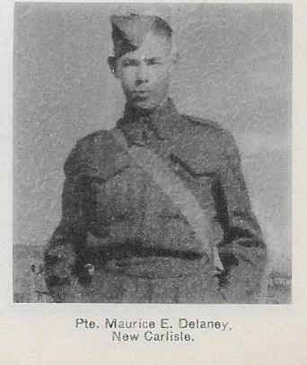 Photo of Morris Delaney