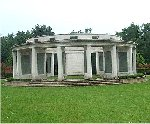 Brookwood Memorial– Photo taken by John S. Brehaut during the Road to Freedom Tour of 2003.
