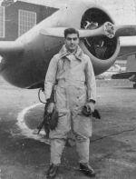 Photo of Francis Scandiffio– Frank's plane