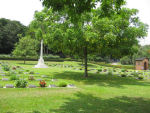 Cemetery– Chittagong War Cemetery, Chittagong, Bangladesh. Photo date: 10 May 2010.