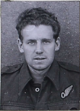 Photo of James Chrystall Wernham– POW photo. Submitted for the project, Operation Picture Me