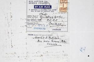 Correspondence– Submitted for the project, Operation Picture Me