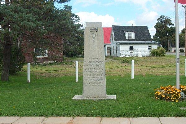 Cornwall War Memorial