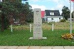 Cornwall War Memorial– This war memorial is located in Cornwall, Prince Edward Island.