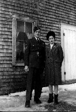 Photo of Charles Alvin Elliott– Charles with his Mother Annie.