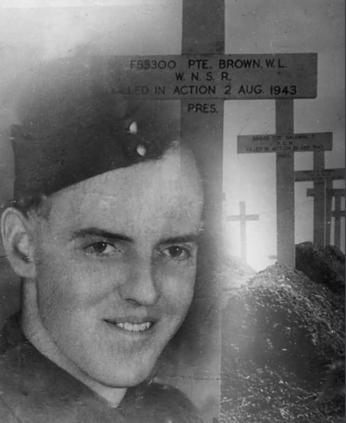 Photo of William Leonard Brown