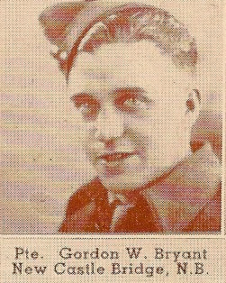 Photo of Gordon Wilfred Bryant