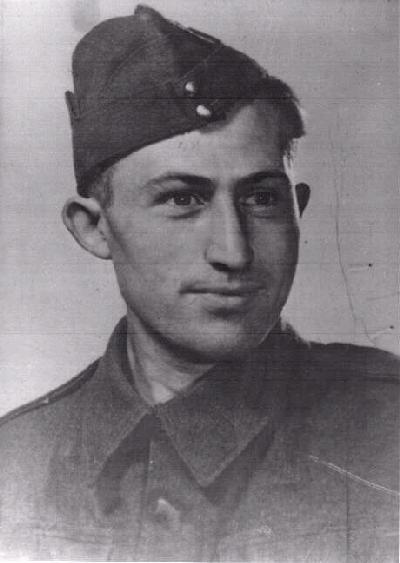 Photo of Arnold N. R. Burfield