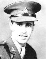 "Photo of William Gledstanes Bury– Major W.G Bury Unit: ""D"" Company, The Loyal Edmonton Regiment ""Loyal Eddies"", 2nd Infantry Brigade, 1st Canadian Infantry Division"