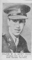 Newspaper Clipping– From the Loyal Edmonton Regimental magazine the Fortyniner.  Submitted for the project, Operation Picture Me