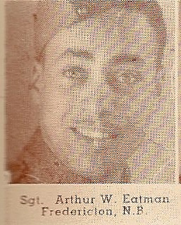 Photo of Arthur Wallace Eatman– Submitted for the project, Operation: Picture Me