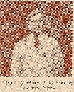 Photo of Michael John Gramiak