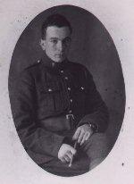Photo of George John Jack– In uniform.