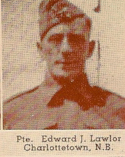 Photo of Edward John Lawlor– Submitted for the project,  Operation: Picture Me