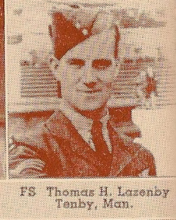 Photo of Thomas Henry Lazenby– Submitted for the project, Operation: Picture Me