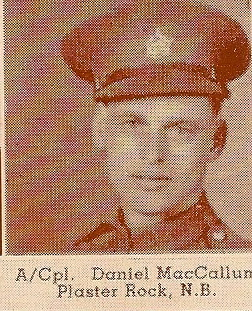 Photo of Daniel MacCallum– Submitted for the project, Operation: Picture Me
