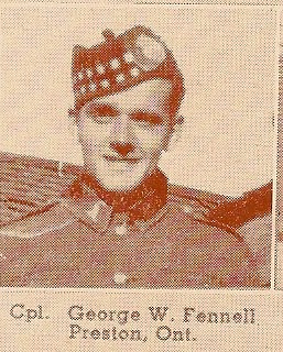 Photo of GEORGE WILLIAM FENNELL– Submitted for the project, Operation: Picture Me