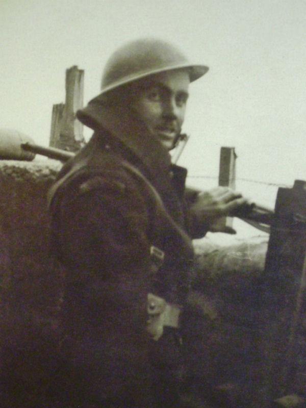 Photo of Claude Bellsmith