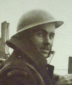 Photo of Claude Bellsmith– Claude in England - 1940/41