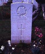Headstone of Arthur E. Booth
