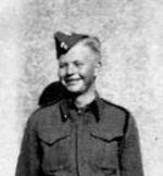 Photo of John Fehr– Uncle John in Italy