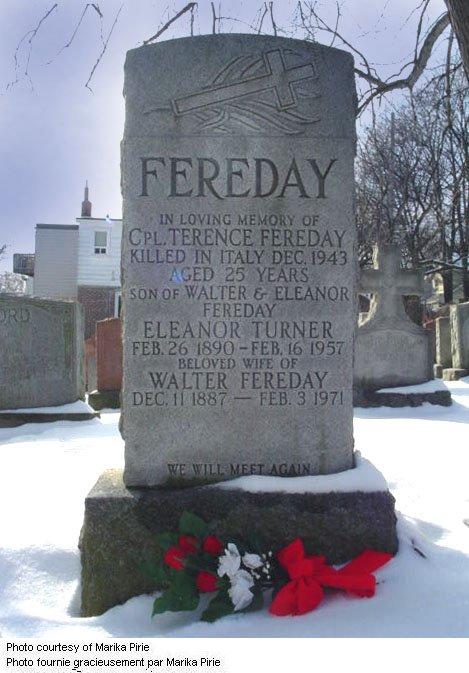 Memorial Headstone