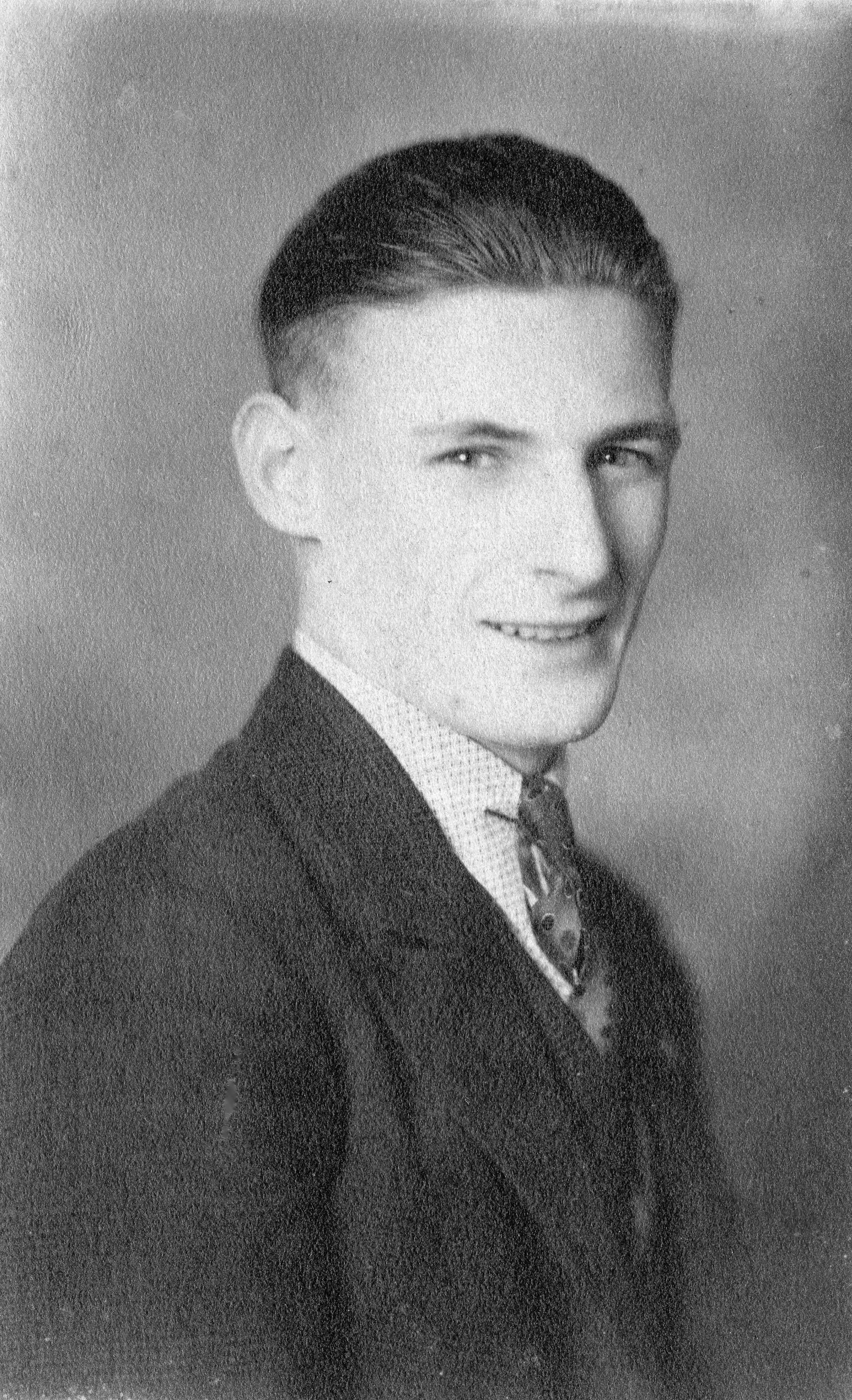 Photo of Edward James Kilcup