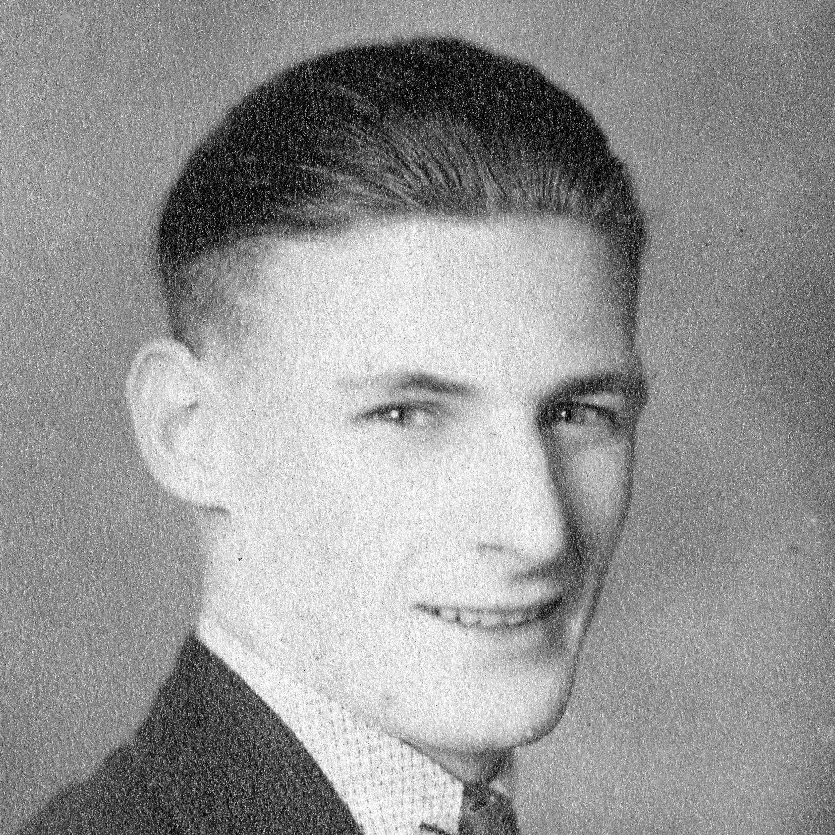 Photo of Edward James Kilcup– Ted Kilcup