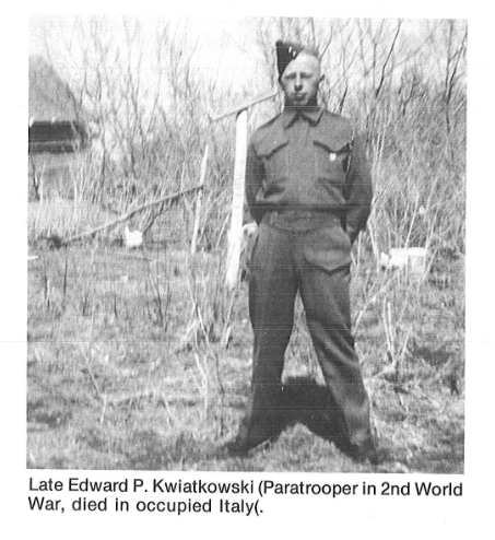 Photo of EDWARD PHILLIP KWIATKOWSKI– Submitted for the project, Operation Picture Me