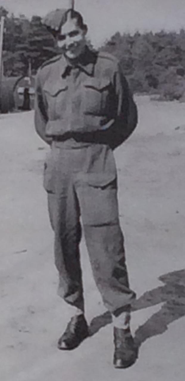 Photo of John Frederick McCaffery