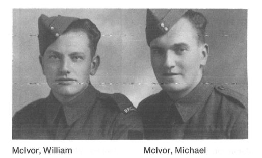 Photo of WILLIAM MCIVOR– Submitted for the project, Operation Picture Me