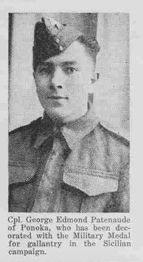 Photo of GEORGE EDMOND PATENAUDE