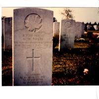 Photo of GORDON WILLIAM POSTE– Gordon William Poste, Moro River Cemetery