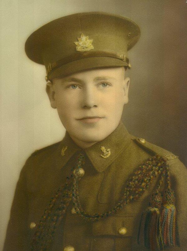 Photo of William (Bill) Stephenson