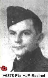 Photo of Henry Joseph Paul Bazinet