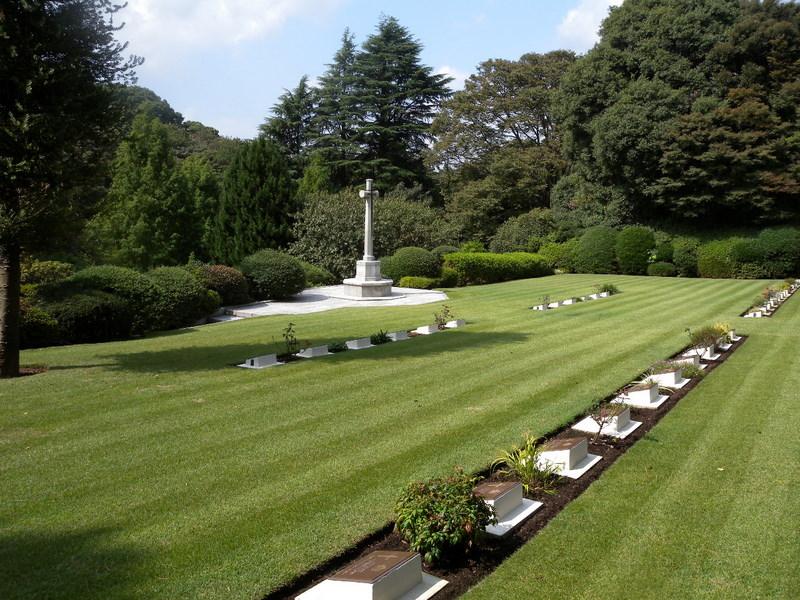 Yokohoma War Cemetery