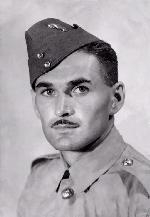 Photo of Stanley Hamilton Hunter– Corporal Stanley Hamilton Hunter - Winnipeg Grenadiers, R.C.I.C.
