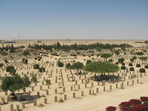 El Alamein Cemetery