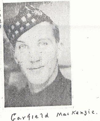 Photo of CHARLES GARFIELD MACKENZIE