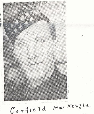 Photo of CHARLES GARFIELD MACKENZIE– Submitted for the project, Operation: Picture Me