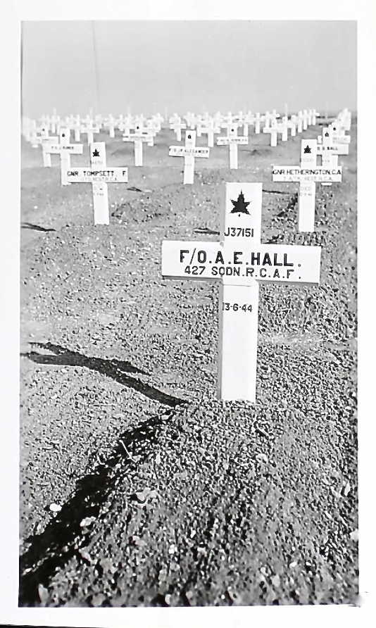 Grave marker– 2nd row left. Submitted for the project, Operation Picture Me