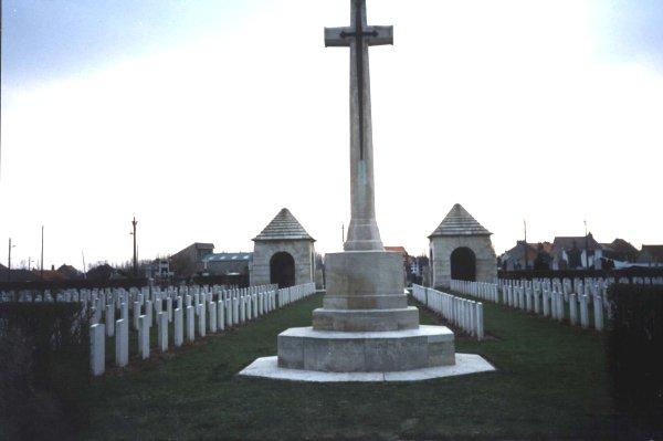 Cimetière Sud de Calais