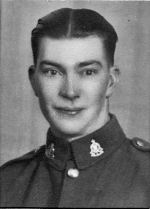 Photo of Thomas Redhead– He gave his life for our Freedom.  The Uncle we never knew.