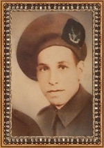 Photo of Gordon Leroy Kimmel (Brother)– Rifleman Gordon Leroy Kimmel