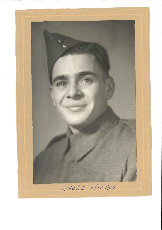 Photo of HILTON JOHN MORRISON– Hilton John Morrison
