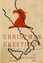 Christmas Card– Xmas Card Front