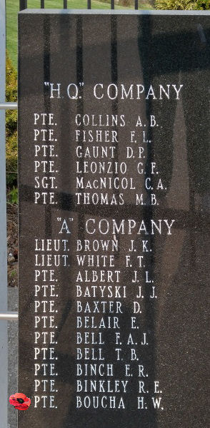 Memorial– Corporal Henry Wilfred Boucha is also commemorated on the Lake Superior Regiment (Motor) Memorial located in Hillcrest Park, Thunder Bay, ON … May 2018 ... photo courtesy of Marg Liessens
