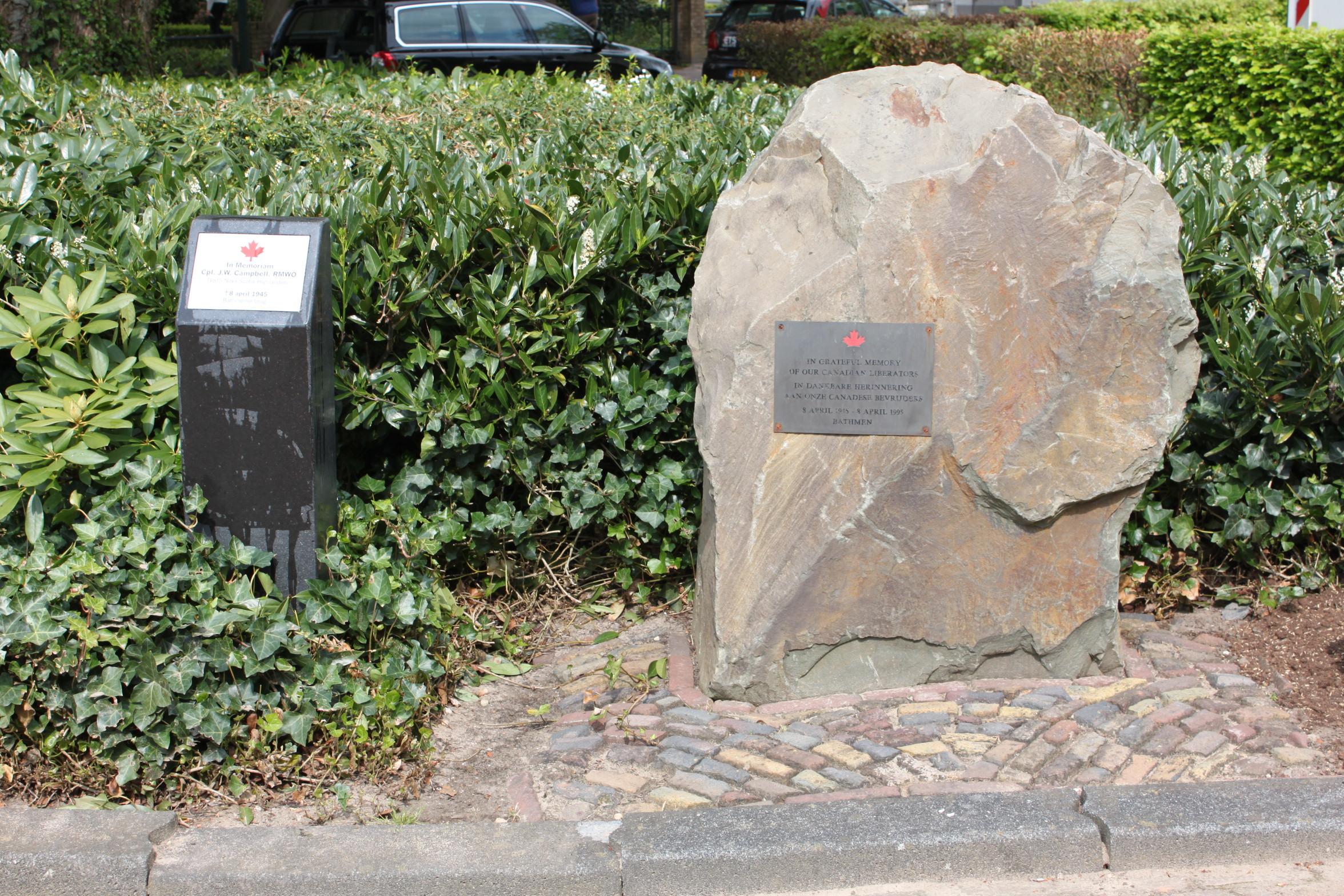 Memorial– Netherlands