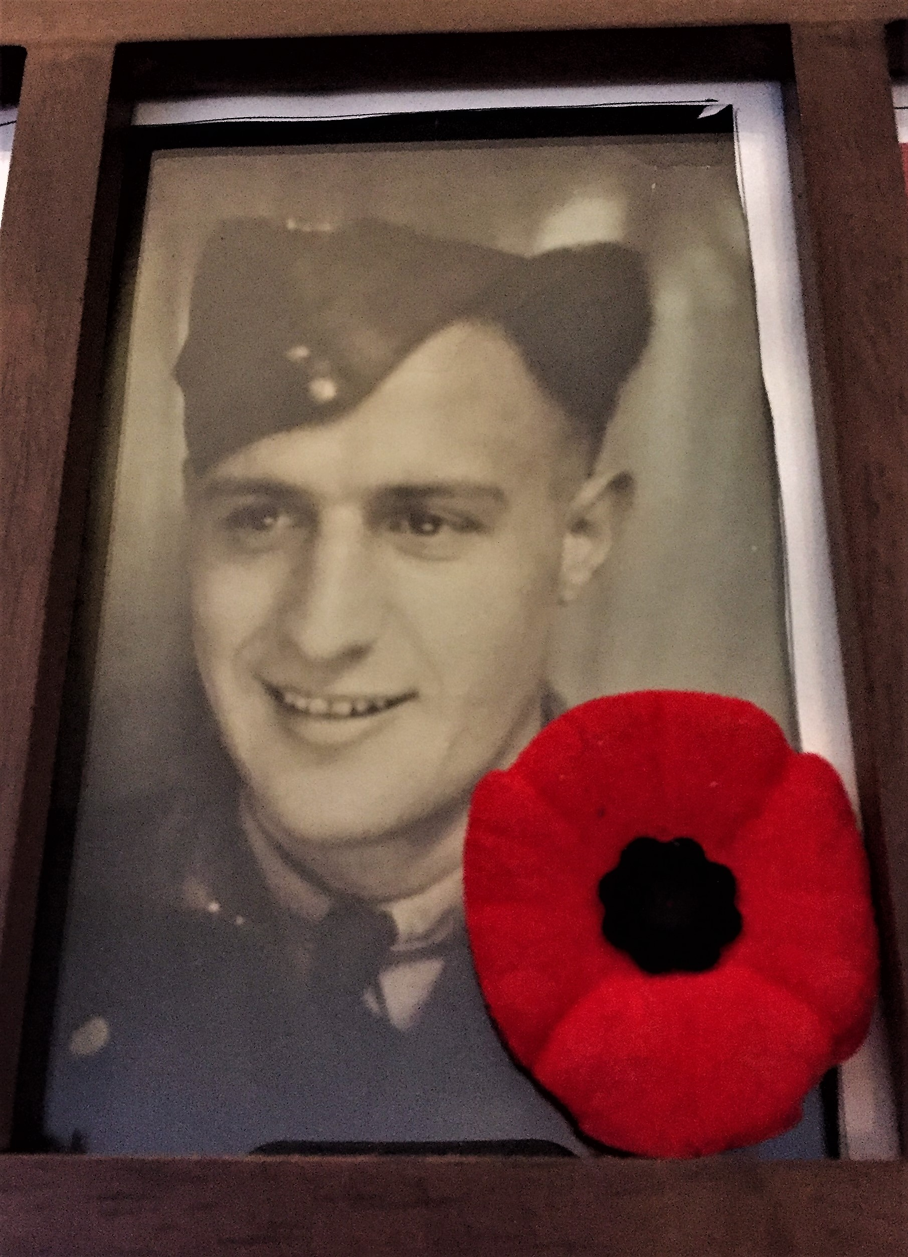 Photo of JOSEPH DENIS COMEAU– Contributed by Louis Comeau, nephew of Joseph Denis Comeau