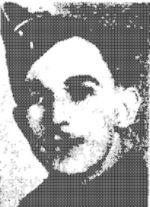 coupre de presse – Photo de Soldat Crawley tiré The Toronto Star 15 mai 1945.